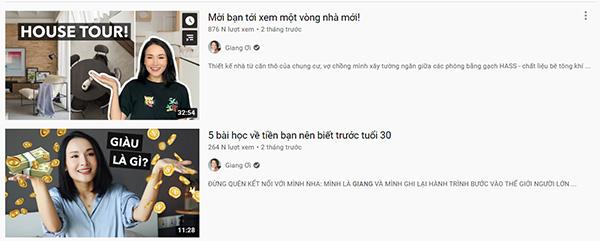 làm Vlog trên Youtube