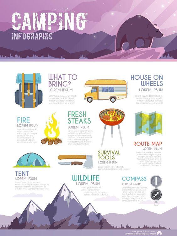 màu sắc infographic