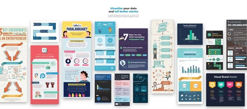phần mềm tạo infographic