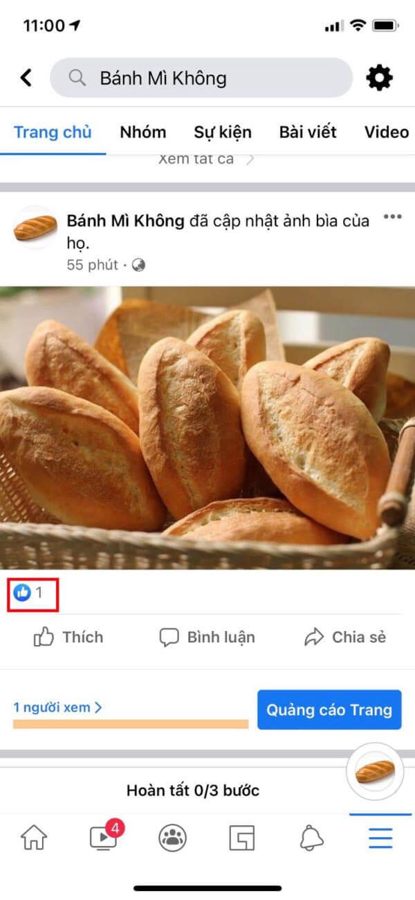 cách mời người lạ thích trang facebook