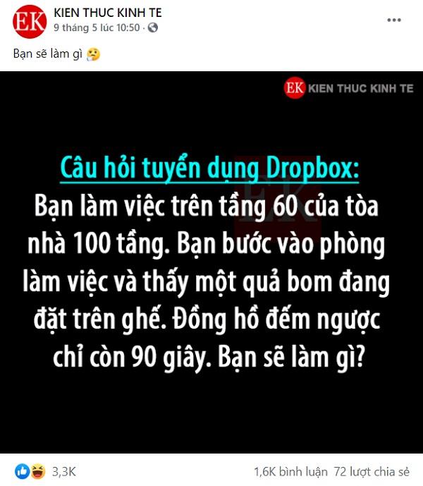 cach tang luot tuong tac tren Facebook