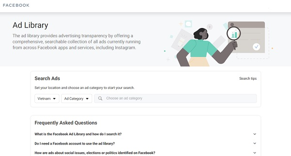 phần mềm quảng cáo Facebook miễn phí