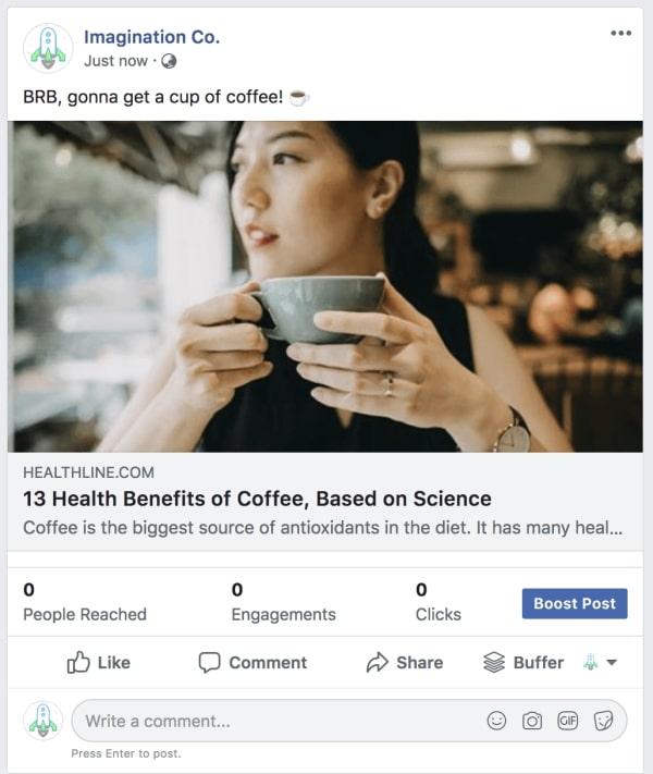 Tạo một trang bán hàng trên Facebook