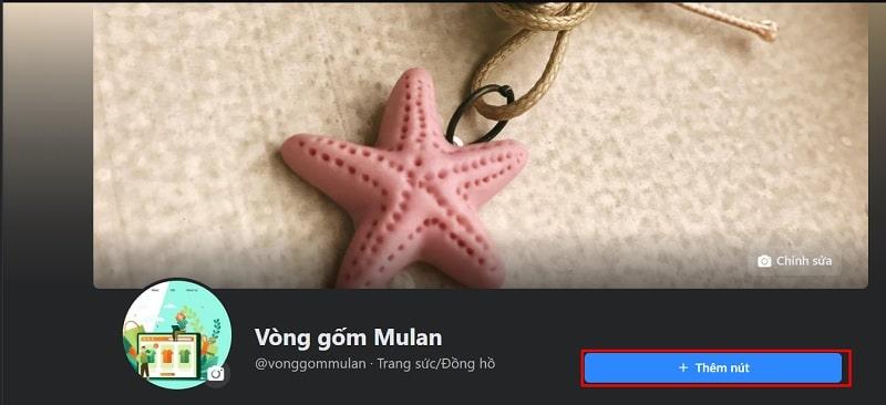 tạo trang facebook
