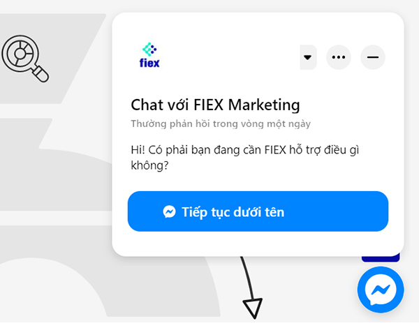 tích hợp live chat vào website
