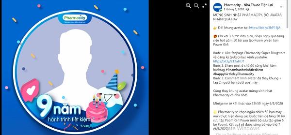 Trò chơi tag trên Facebook