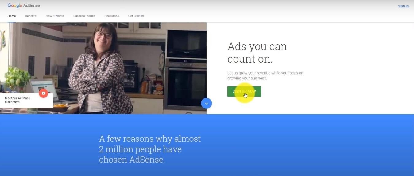 adsense là gì