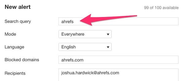 cách sử dụng ahrefs