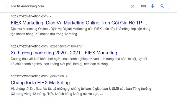 Check Google Sandbox