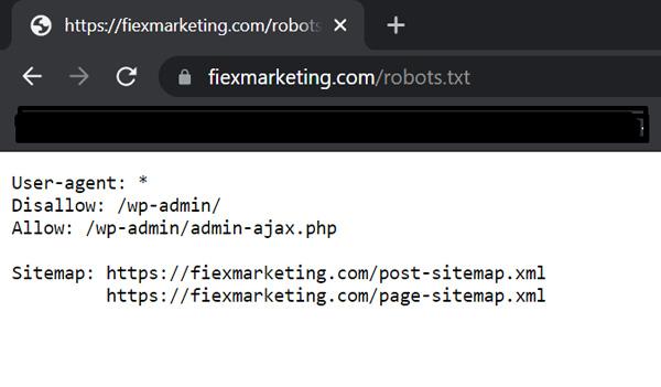 Tạo Robots.txt